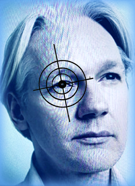 Assange, the founder of WikiLeaks, oversees a populist intelligence network
