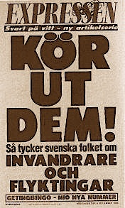 expressen-dump immigrants!!